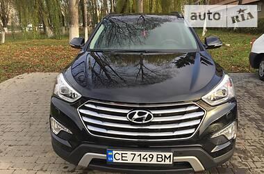 Универсал Hyundai Grand Santa Fe 2016 в Черновцах