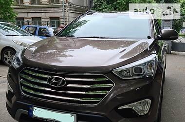 Внедорожник / Кроссовер Hyundai Grand Santa Fe 2014 в Киеве