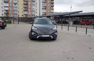 Внедорожник / Кроссовер Hyundai Grand Santa Fe 2014 в Житомире