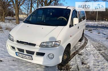 Hyundai H 200 груз.-пасс. 2000 в Славянске