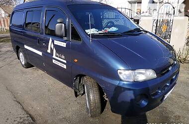 Hyundai H 200 груз.-пасс. 2000 в Овидиополе