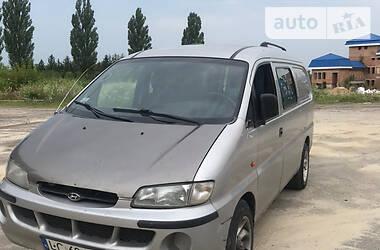 Hyundai H 200 груз.-пасс. 1999 в Ровно