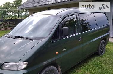 Легковой фургон (до 1,5 т) Hyundai H 200 пасс. 1999 в Богородчанах