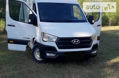Hyundai H 350 груз. 2015 в Днепре
