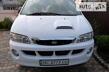 Минивэн Hyundai H1 пасс. 2003 в Львове