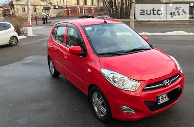 Hyundai i10 2011 в Одессе