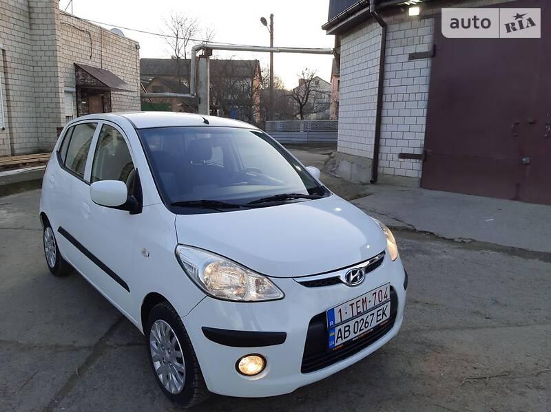 Hyundai i10 2010 в Ладыжине