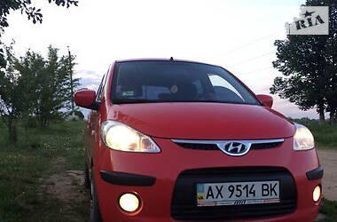 Hyundai i10 2008 в