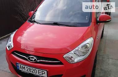 Hyundai i10 2012 в Новограде-Волынском