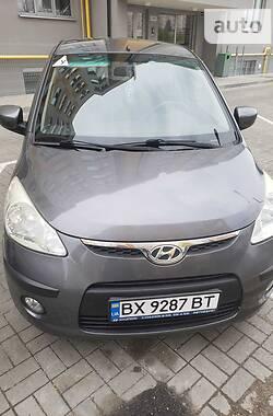 Хэтчбек Hyundai i10 2008 в Львове