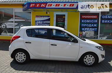 Hyundai i20 2014 в Львове