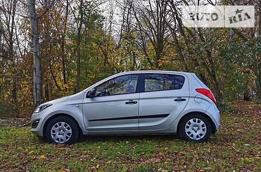 Hyundai i20 2013 в Львове