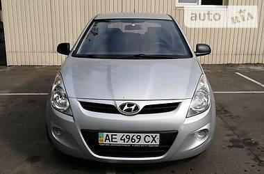Hyundai i20 2012 в Кривом Роге
