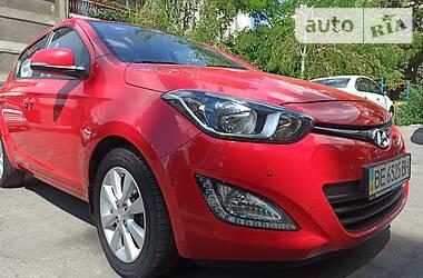 Hyundai i20 2012 в Николаеве