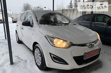 Hyundai i20 2012 в Луцьку