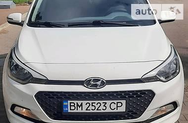 Хэтчбек Hyundai i20 2016 в Ромнах