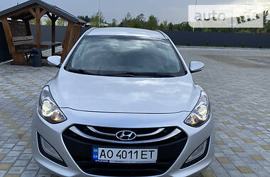 Hyundai i30 2014 в Иршаве