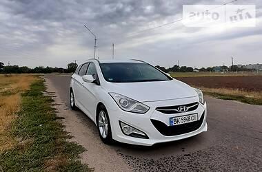 Hyundai i40 2011 в Полтаве
