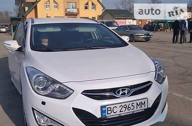 Универсал Hyundai i40 2012 в Стрые