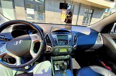 Внедорожник / Кроссовер Hyundai ix35 2010 в Ивано-Франковске
