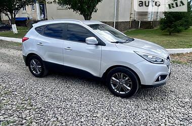Внедорожник / Кроссовер Hyundai ix35 2014 в Ужгороде
