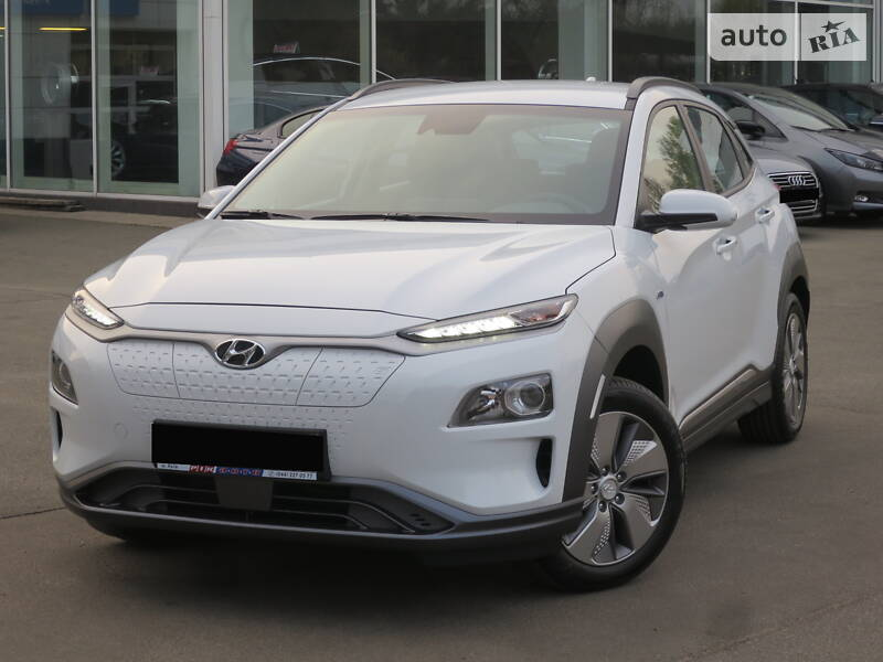 Hyundai Kona 2019 в Києві