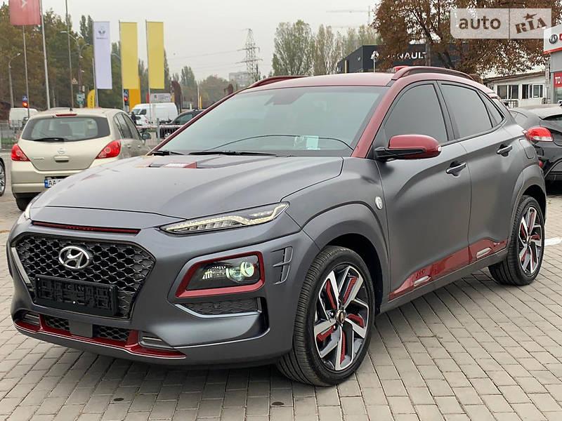 Hyundai Kona 2019 в Киеве