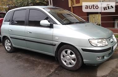 Hyundai Matrix 2003 в Ивано-Франковске