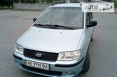 Hyundai Matrix 2008 в Марганці