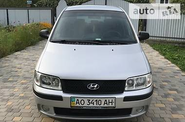 Hyundai Matrix 2006 в Тячеве