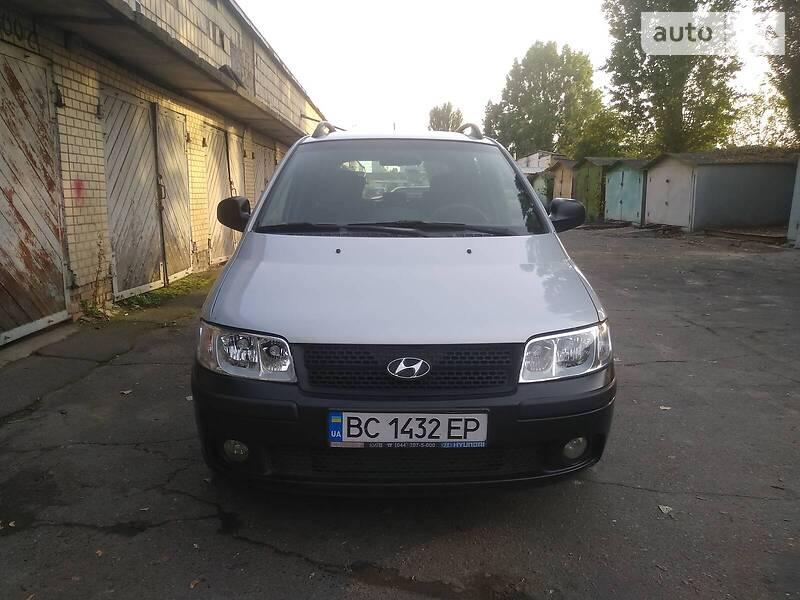 Hyundai Matrix 2008 в Киеве