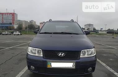Hyundai Matrix 2007 в Львове