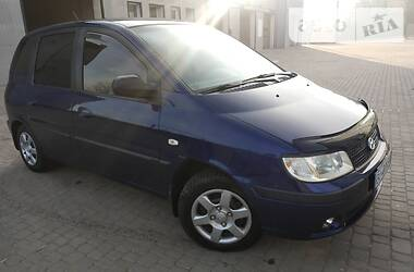 Hyundai Matrix 2006 в Чорткове