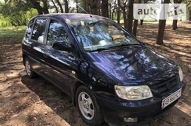 Минивэн Hyundai Matrix 2004 в Днепре