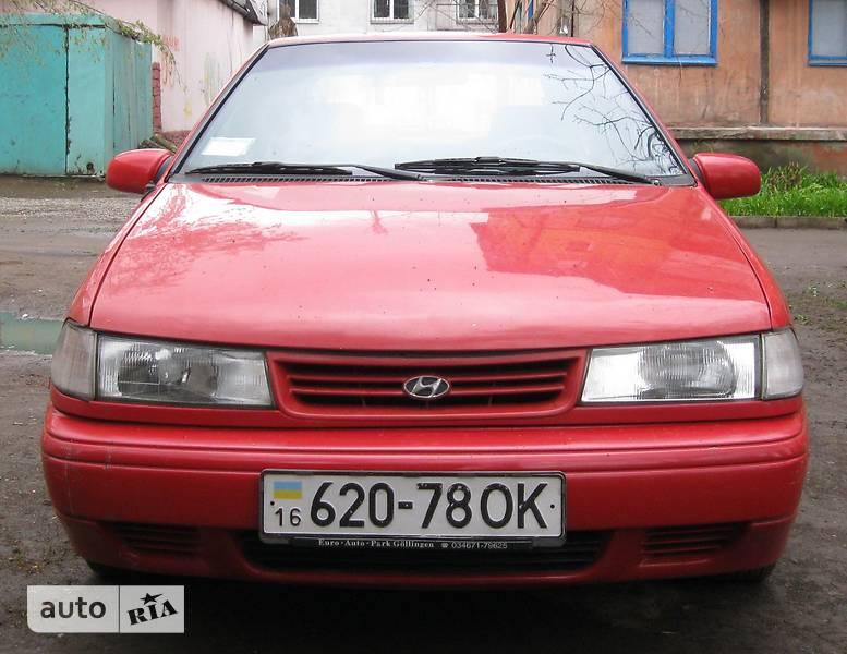 Hyundai Pony 1993 в Кривом Роге