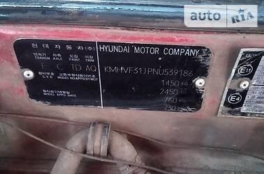 Седан Hyundai Pony 1992 в Кривом Озере
