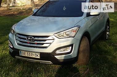 Hyundai Santa FE 2014 в Николаеве