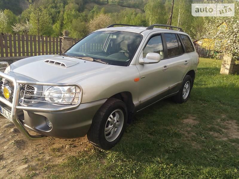 Hyundai Santa FE 2002 в Яремчі