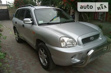 Hyundai Santa FE 2001 в Одессе