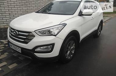 Hyundai Santa FE 2013 в Житомире