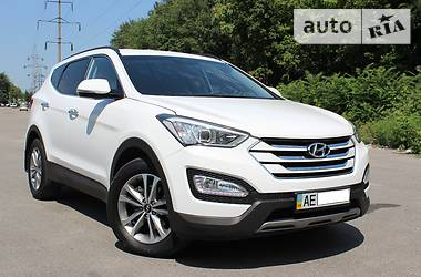 Hyundai Santa FE 2015 в Днепре