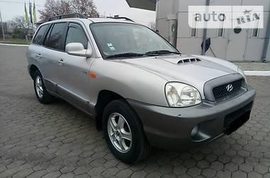 Hyundai Santa FE 2003 в Костополе