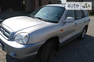 Hyundai Santa FE 2006 в Коломые
