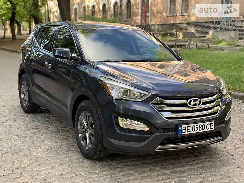 Hyundai Santa FE 2014 года в Николаеве