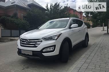 Hyundai Santa FE 2016 в Черновцах