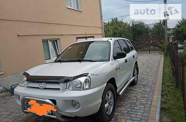 Hyundai Santa FE 2006 в Дрогобыче