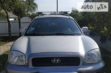 Hyundai Santa FE 2003 в Снятине
