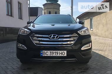 Hyundai Santa FE 2015 в Жовкве
