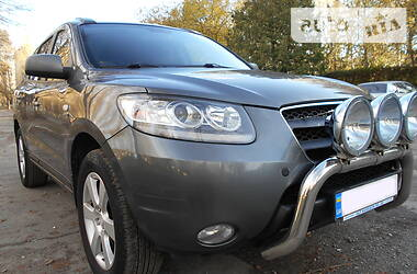 Hyundai Santa FE 2007 в Тернополе