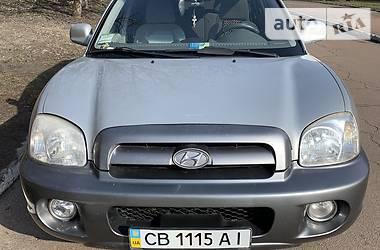 Hyundai Santa FE 2006 в Чернигове